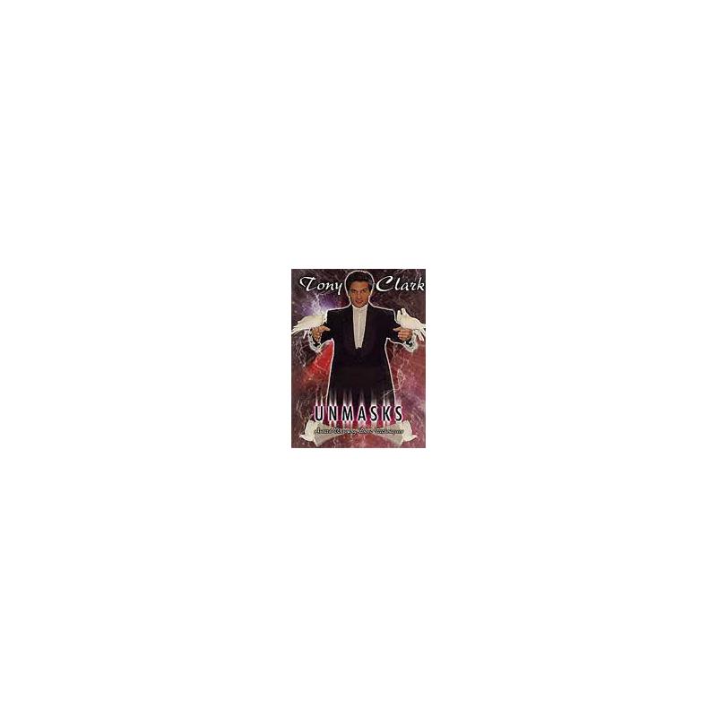 DVD Unmasks Vol. 1 Tony Clark