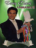 DVD Unmasks Vol. 2 Tony Clark