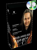 DVD Essence (4 DVD Set) ( Miguel Angel Gea and Luis De Matos )