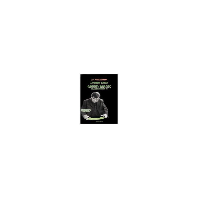 DVD A1 Green Magic vol 3 Lennart Green