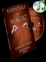 DVD Essentials in Magic Linking Rings - anneaux chinoix big