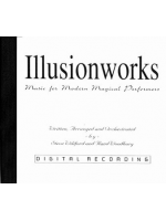 CD Illusion Works 1 musique (20 Titres) Rand Woodbury