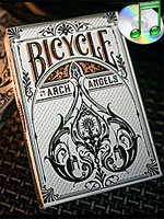 Bicycle Arch Angel Cards ( USPCC )