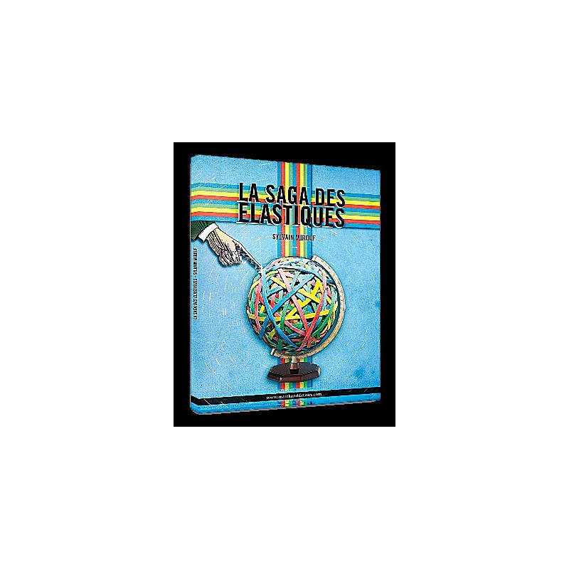 DVD La Saga des Elastiques ( Sylvain Mirouf )