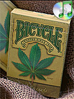 Bicycle Hemp Deck ( US Playing Cards )