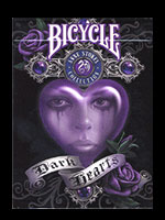 Bicycle Anne Stokes collection Dark Hearts
