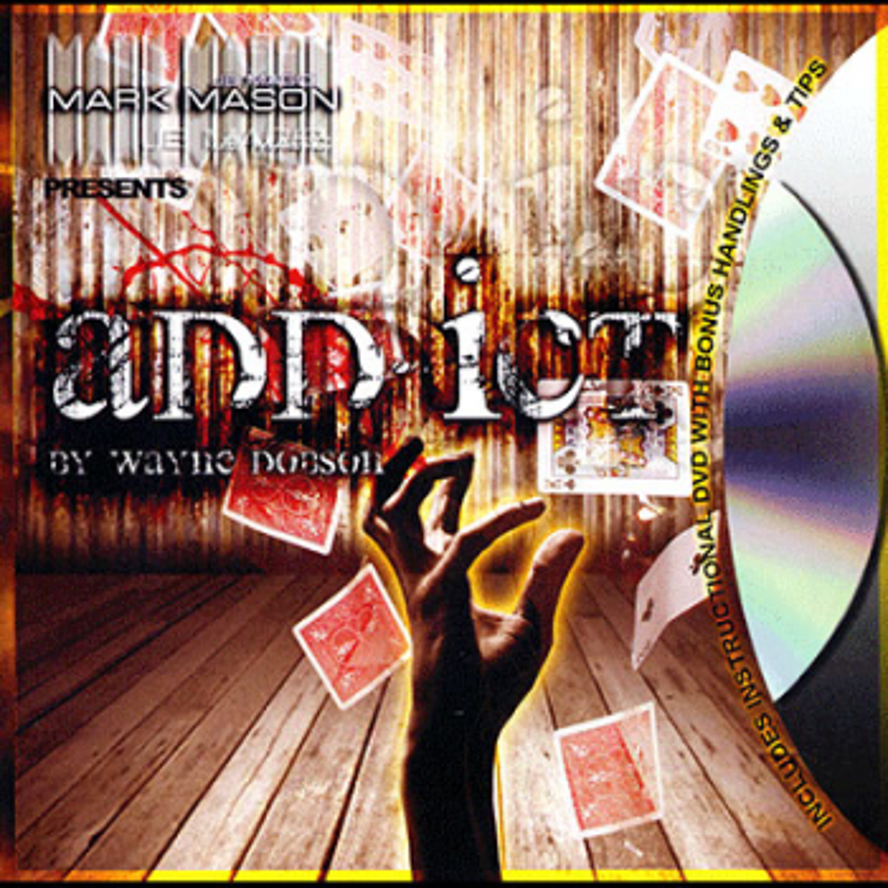 Add ict Red  ( DVD et gimmick ) ( Wayne Dobson et Jb magic )