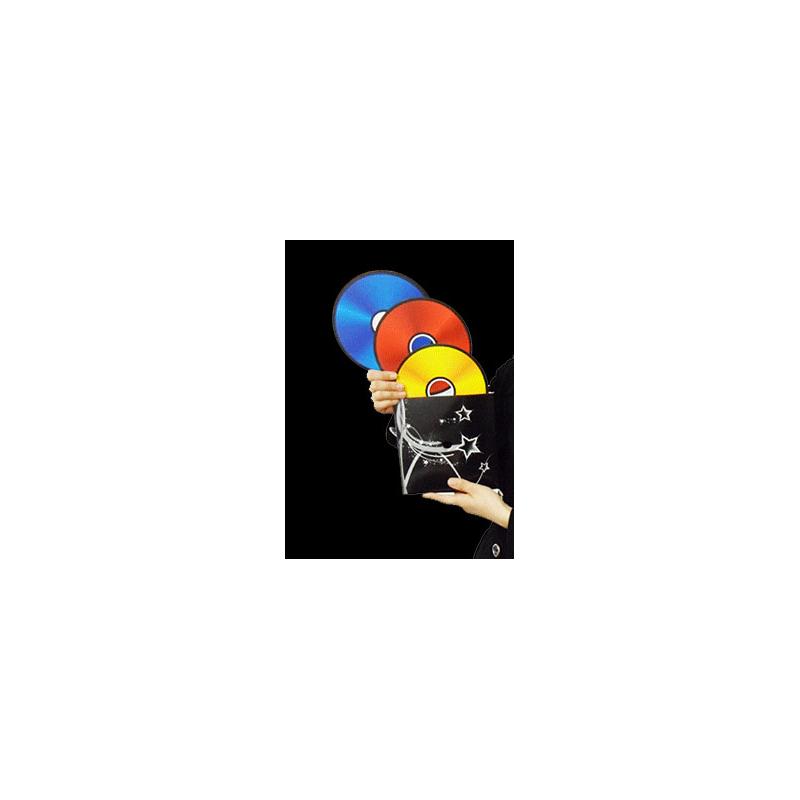Color changing records ( pochette et foulards )