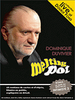 DVD Melting Pot - Double Dvd ( Dominique Duvivier )