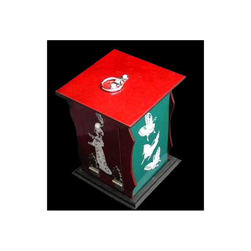 Clattering Box - Boite Kiss Kass