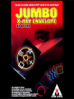 Jumbo X-Ray envelope ( Astor )