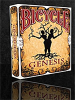 Bicycle Genesis ( Uspcc playing card )