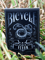 Bicycle Venom Deck ( Playing Cards )