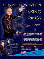 DVD Complette Work On linking Ring anneaux chinoix ( Quoc Tien Tran )