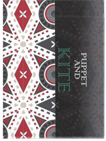 Jeu Puppet and Kite Rouge playing cards ( Eric Duan )