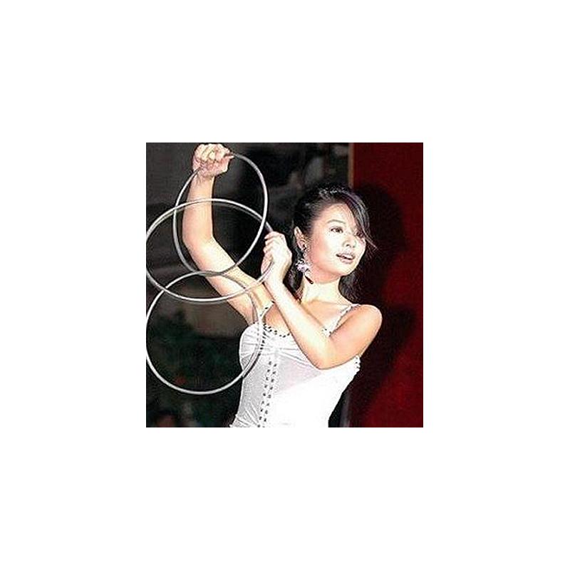 3 Anneaux Chinois  32 cm x 1 cm ( Clé Magnétique )