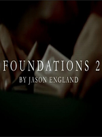 DVD Foundation v.2 Jason England ( theory 11 )