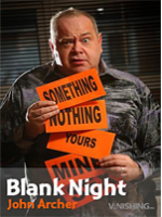 Blank Night  ( John Archer)