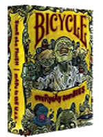 Bicycle Everyday Zombie Deck ( USPCC )