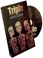 DVD Triple Intuition ( Dani da Ortiz )