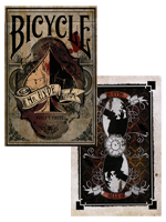 Bicycle Mister Hyde Deck ( US Playing card )