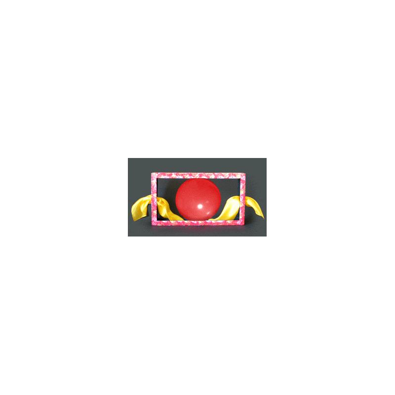 Balloon Silk Frame - Cadre aux foulards du XXème siècle