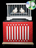 Production de 3 cage -Ati dove cages ( tora magic )