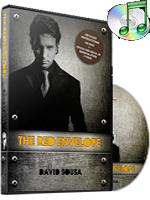 DVD The Red Envelope (David Sousa and Luis De Matos)