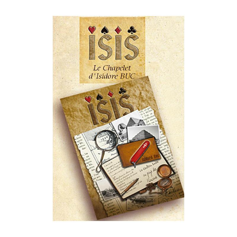 Livre Isis ( Le chapelet d'Isidore Buc )