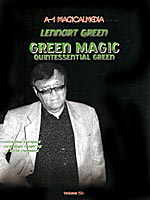 DVD Green Magic Vol 6 Lennart Green