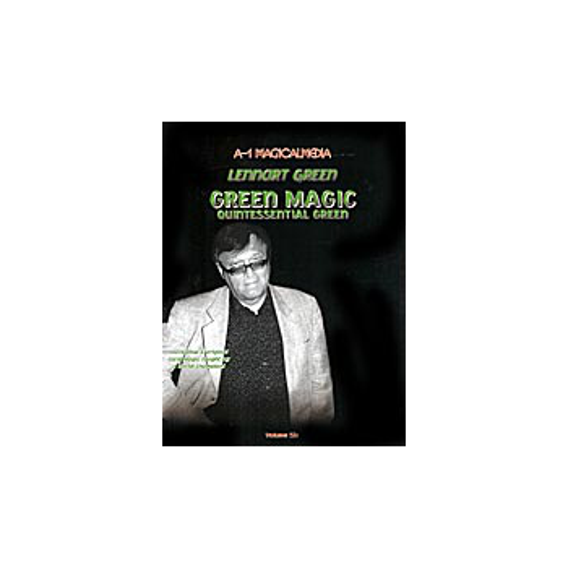DVD Green Magic Vol 6 Lennart Green