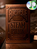 Bicycle steampunk bronze (theory 11)