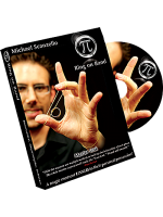 DVD Pi Ring on Band (Bands Included) ( Michael Scanzello )
