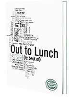 Livre Out to Lunch ( Le Best Of )