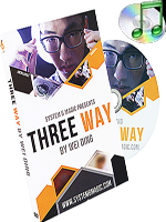 DVD Three Way by Wei Ding & system 6