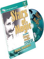 DVD stars Of Magic 1.2.3 ( Paul Harris )