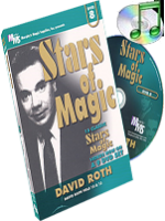 DVD Stars Of Magic #8 - 12 et 13 (David Roth)