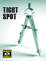 DVD Tight Spot (DVD+GIMMICK) ( Jay Sankey )