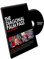 DVD The Diagonal Palm Pass ( Alex Pandrea )