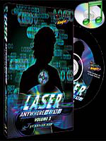 DVD Laser Anywhere Volume 2 ( Adrian Man )