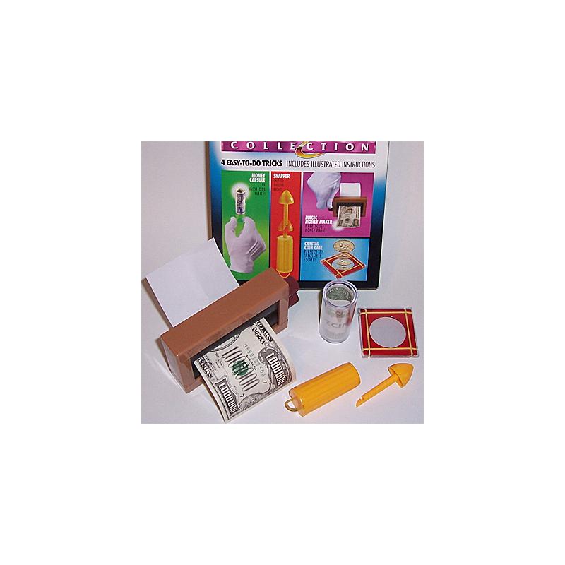 Coffret Magic collection ( 4 tours ) vol 1