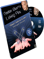 DVD Linking Pins Dvd and Gimmick ( Gaëtan Bloom )