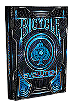 Bicycle Evolution Deck by USPCC
