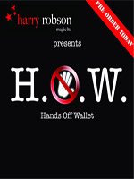 HOW Wallet ( Harry Robson )