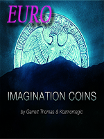 Imagination Coins Euro (DVD ( Garrett Thomas )