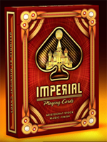 Jeu de carte Imperial Playing Cards ( The Blue Crown )