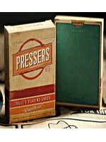 Pressers Playing Cards (ellusioniste )