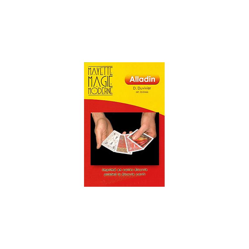 Alladin + dvd ( Duvivier )