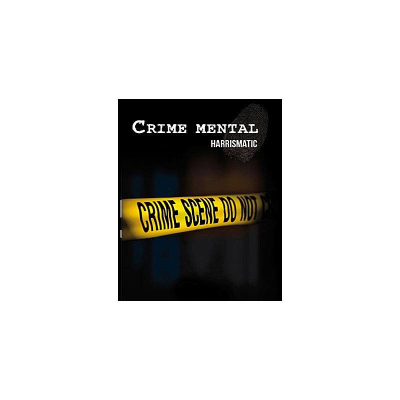 Livret Crime mental ( Harrismatic )