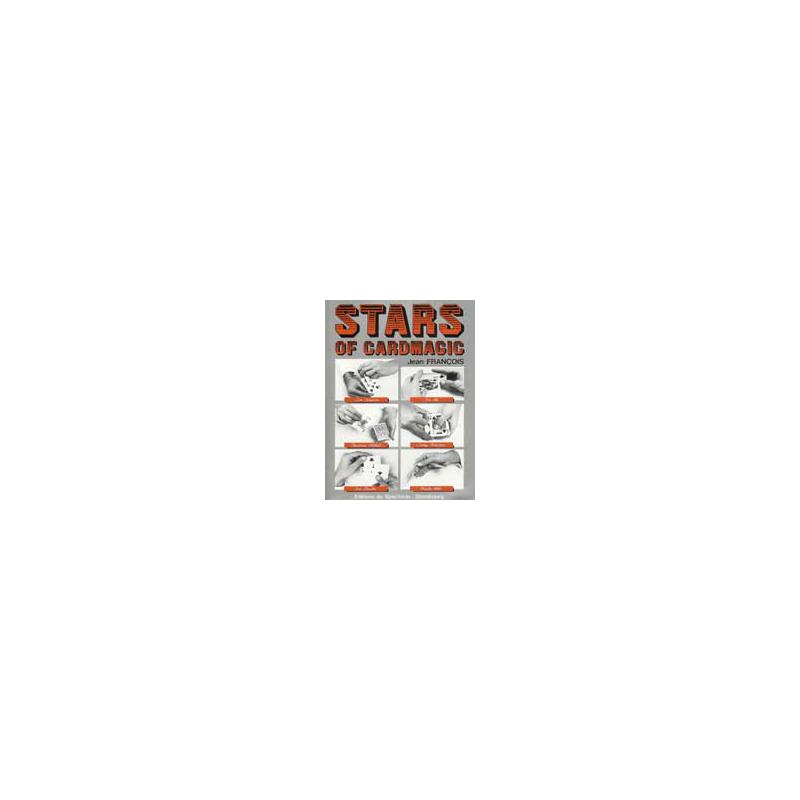 Livre Stars Of Cardmagic Jean Francois